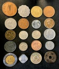 New ListingCoins of the World Lot - 20 Different Nations - Free Ship - Lot #J5