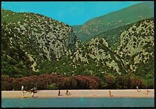 AA3054 Nuoro - Provincia - Camping Cala Gonone