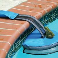 FROG LOG Swimming Pool Critter ESCAPE RAMP Device RESCUE Cleaner Pool Y4O6
