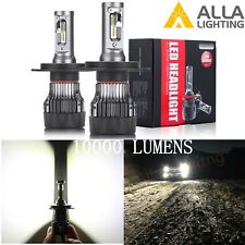 Alla Lighting 10000LM HB2 LED Headlight High & Low Dual Beam Bulb Lamp White NEW