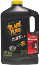 Burgess Black Flag 190256 64 oz Mosquito / Fly Insect Fogger Fogging Insecticide