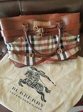 Burberry handbag ...excellent condition....preowned