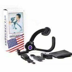 Hands-Free Shoulder Stabilizer Support Pad Holder for Camera DSLR DV Camcorder