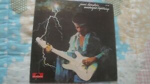Jimi HENDRIX ! midnight lightning