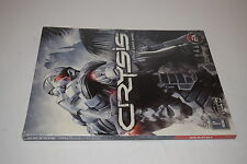 Crysis Official Strategy Guide Microsoft Xbox360 Prima New