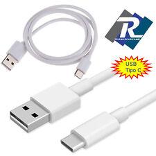 Cavo di ricarica e dati Tipo C USB-C 3.1 per LG Nexus 6P OnePlus 2 N1 Z1 Macbook