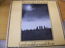 THE INCREDIBLE STRING BAND LIQUID ACROBAT AS REGARDS THE AIR LP GATEFOLD UK