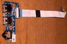 LENOVO IDEAPAD 100S-14IBR 100S SERIES AUDIO USB PORT BOARD 5C10K69433 Tested