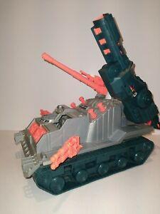 Hasbro GI Joe 1990 Brawler Tank Vehicle! Incomplete!