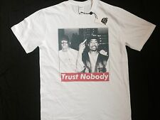 TU-PAC AND BIGGIE T SHIRT LARGE (rap,2pac,notorious big,