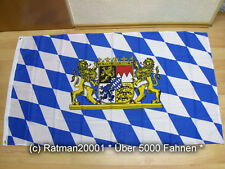 Fahnen Flagge Bayern Bavaria Lion - 90 x 150 cm