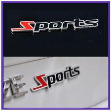 Metal Sports 3D Chrome Logo Sticker for Car Maruti Swift Dzire Alto K10 800 SX4
