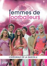 22799//FEMMES DE FOOTBALLEURS SAISON 4 COFFRET 3 DVD NEUF SOUS BLISTER