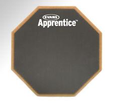 "Evans ARF7GM 7"" Apprentice Drum Stick Practice Pad.Realistic Response From Stick"
