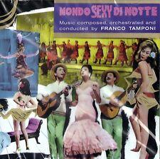 Franco Tamponi - Mondo Sexy di Notte ( Soundtrack ) ( CD ) NEW / SEALED