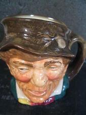 """Royal Doulton Toby Mug Paddy Green logo 2 1/2"""""""