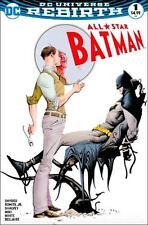 ALL-STAR BATMAN #1 DYNAMIC FORCES JAE LEE EXCLUSIVE COLOUR COVER DC 2016