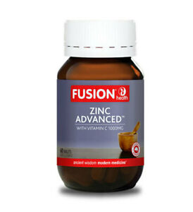Zinc Advanced by Fusion Health