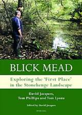 BLICK MEAD - NEW BOOK