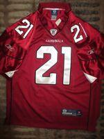 Patrick Peterson #21 Arizona Cardinals NFL Reebok Jersey 48 NEW Rookie