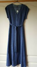 Oasis Denim Dress Size 10