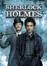 Sherlock Holmes (DVD, 2010) Robert Downey Jr, Jude Law 'Very Good'