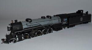 HO Bachmann USRA 2-10-2 Steam Locomotive DCC with Sound