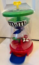 M&Ms World Dispenser Fun Machine Collectable Sweets Seesaw Rare