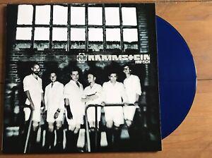 """RAMMSTEIN - Haifisch 12""""  Blue vinyl"""