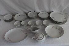 Set of 43 Pieces Kimberly Fine China - FLEETWOOD - Made in Japan Sugar Creamer