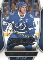 2013-14 Upper Deck MVP Hockey #73 Martin St. Louis Tampa Bay Lightning