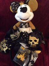 Disney Minnie Mouse Main Attraction Pirates of Caribbean Ears and Plush February