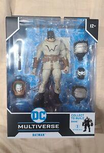 DC MULTIVERSE MCFARLANE Last Knight on Earth Batman