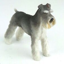 "Giant Schnauzer Dog - Collectible Figurine Miniature 3.75""L New"
