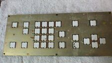 Yaskawa Operator Control Panel  AB12C-0043  AB12C0043 From Running Machine