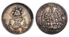 MESSICO 25 Centavos 1886 GO
