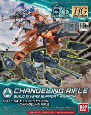 HG Build Custom 035 Build Divers Changeling Rifle 1/144 model kit Bandai