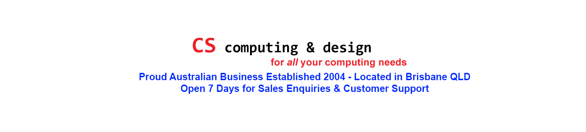 CS Computing & Design