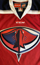 South Carolina Stingrays 1993 2018 25 Seasons CCM ECHL Large Jersey NWT