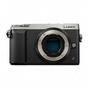 "Panasonic DMC GX85 Body 16mp 3"" 4K Mirrorless Digital Camera Agsbeagle"