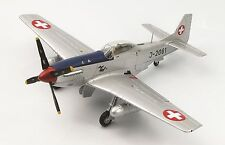 Hobby Master 1:48 P-51D Mustang Swiss Air Force FISt 16, J-2061 Sept 1949 HA7725