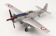 Hobby Master 1:48 P-51D Mustang Swiss Air Force FISt 16, J-2061 Sept 1949 HA7725