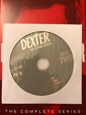 Dexter - Season 2, Disc 2 REPLACEMENT DISC (not full season)