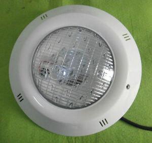 100W/12V WHITE UNDERWATER LIGHT for SWIMMING POOL + PRESENT SPARE LIGHT BULB