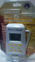 New  Excalibur Electronics Brew Master Ratings and Reviews Food Pairings Toasts