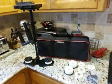 Flycam 5000 HD Steadicam Photography Video Filming Gimbal Mount Camera & EXTRAS