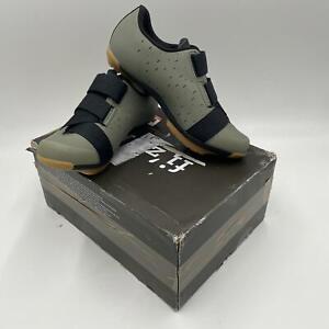 Fizik Terra Powerstrap X4 Cycling Shoes, Caramel SIZE 38 EU, Women's 7.5, Men 6