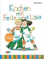 Kochen mit Felix und Lisa: Speck, Brigitte