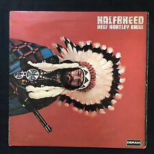 KEEF HARTLEY BAND Halfbreed UK 1st 1W/1W PRESS STEREO SML 1037 VINYL LP