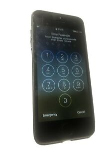 iPhone 5S 16gb Gris Sidéral Avec iCloud Très Bon État Vendu Seul